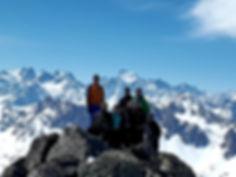 Raid à ski Névache