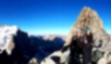 roche faurio alpinisme