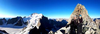écrin alpinisme