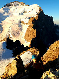 alpinisme Écrins