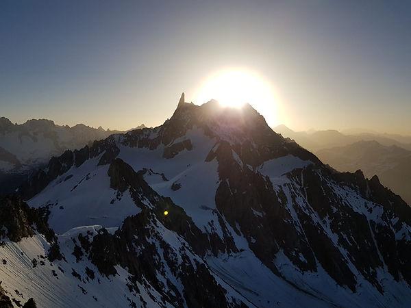 dent du géant alpinisme