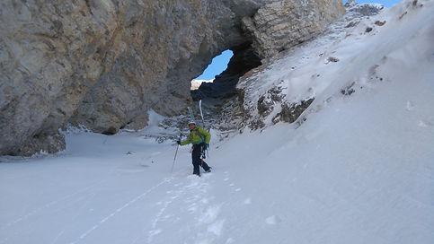 Chorum olympique Dévoluy Ski