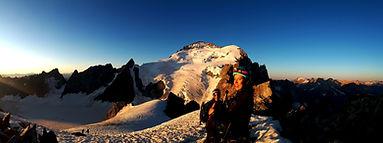roche faurio alpinism