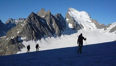 glacier blanc alpinisme