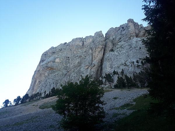 Mont Aiguille escalade