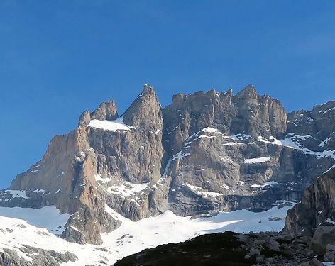 traversé de la meije alpinisme