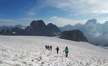 Alpinisme les rouies