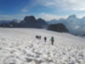 les rouies alpinisme