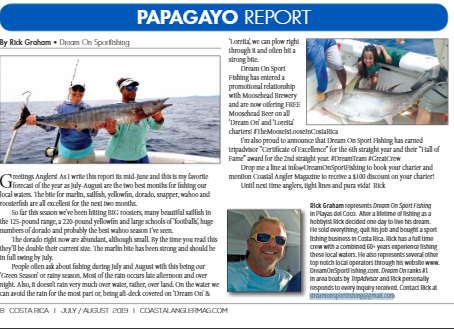 July/August Fishing Report (Page 24)