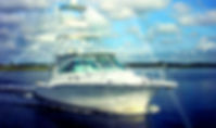 Dream On 35 foot Cabo Express motor yacht
