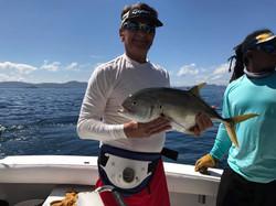 Fishing Jack Crevalle