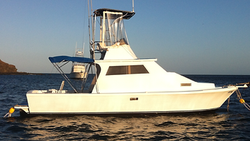 32' Custom Fishing Boat