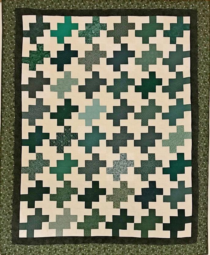 Quilt: Puzzle Pieces