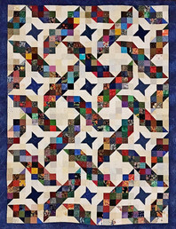 Quilt: Starry Skies