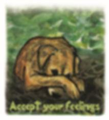 pandemic animals - accept doggo 500x551.