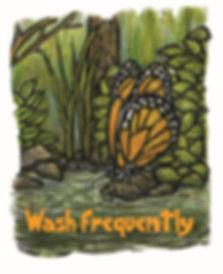 pandemic animals - Wash monarch 500x615.