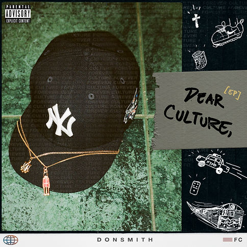 dear culture front cover - donSMITH EP.j