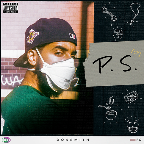 donSMITH - POSTSCRIPT EP - front cover.p