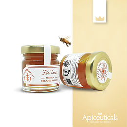 Fir Tree - ORGANIC HONEY 50gr