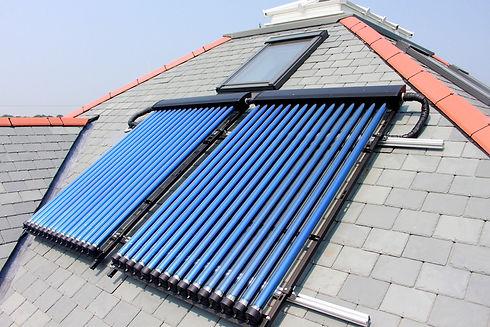 Solar-thermal-hot-water-service-cornwall