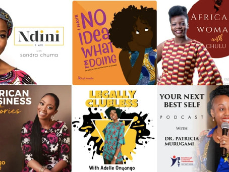 Celebrating African Female Podcasters