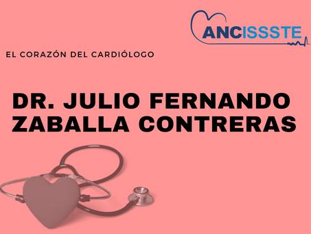 DR. JULIO FERNANDO ZABALLA CONTRERAS