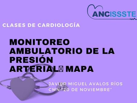 Monitoreo Ambulatorio de la Presión ArterialMAPA