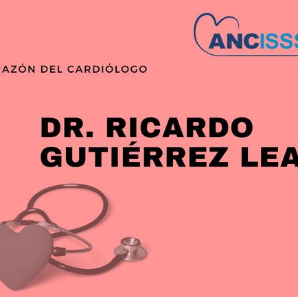Dr. Ricardo Gutiérrez Leal