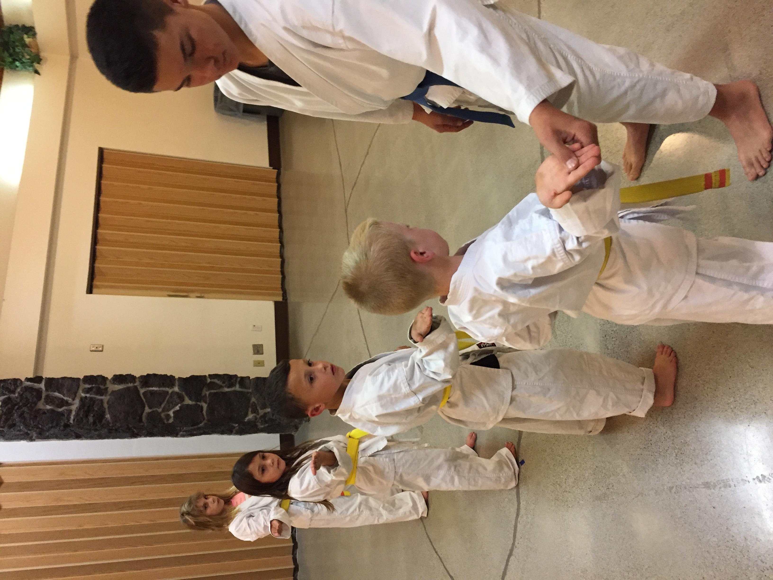 Learning the Kata