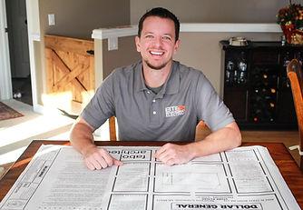 Noah Trombley, Bay City electrician