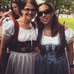 GERMAN ATTIRE:  Frankenmuth locals look the part