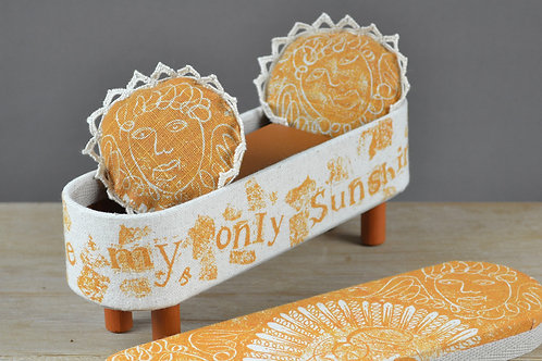 'you are my sunshine' - handmade music box