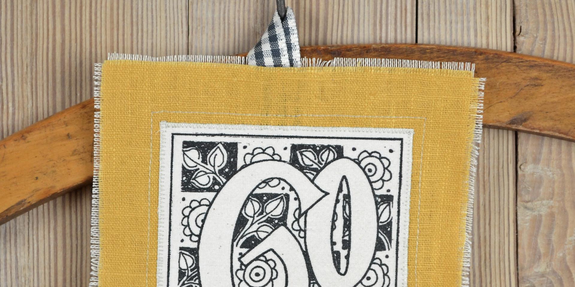 linen keepsake