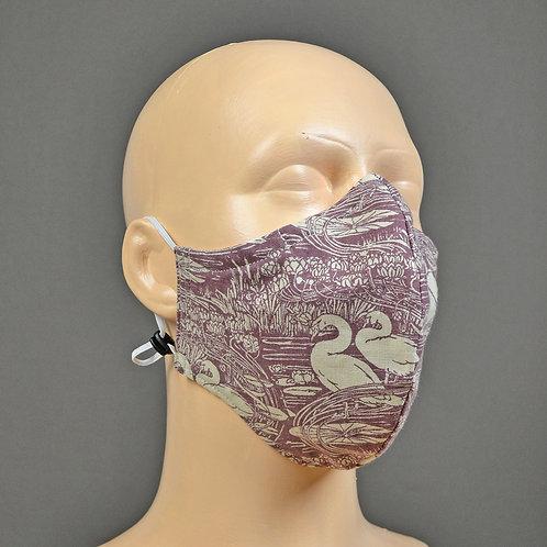 handmade designer fabric face masks