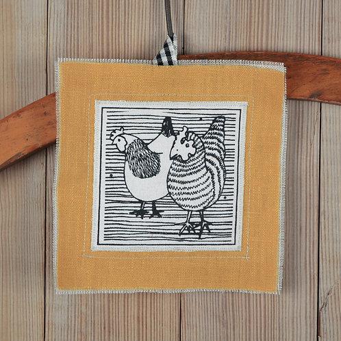 lavender keepsakes - chickens