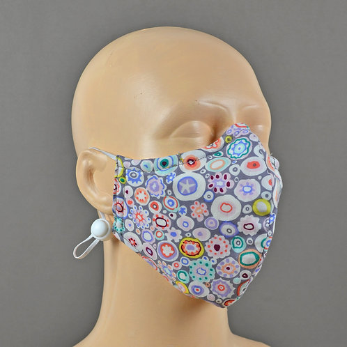 Fabric Face Mask - Liberty Pink Floral