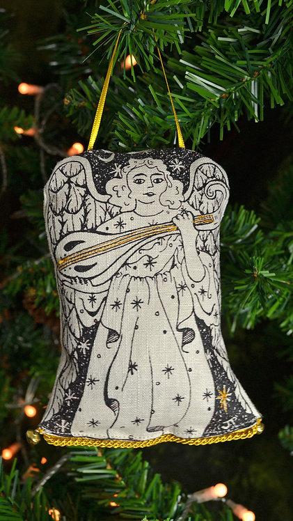 Jill Pargeter - Christmas angel