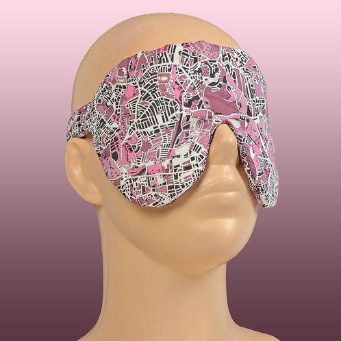 Liberty fabric travel masks