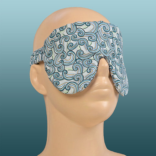 Luxury sleep mask - Liberty London fabric