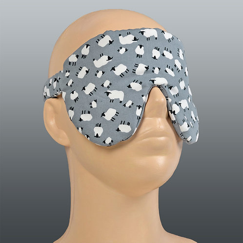 Luxury adjustable travel mask