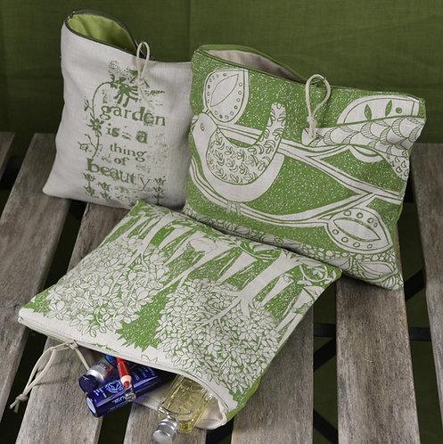 Zip Bag - green