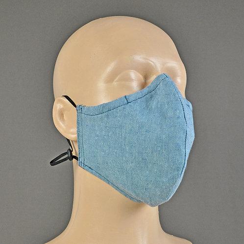 luxury handmade fabric face masks