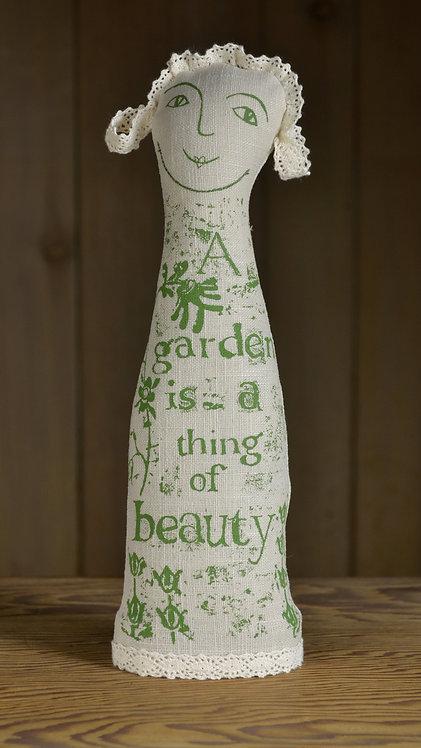 Jill Pargeter - a garden is a thing of beauty
