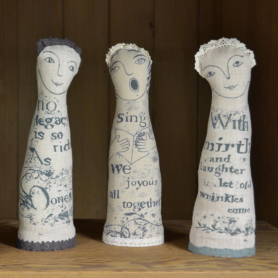 Linen Figures