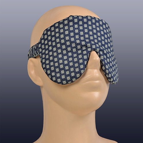 Luxury sleep masks for men