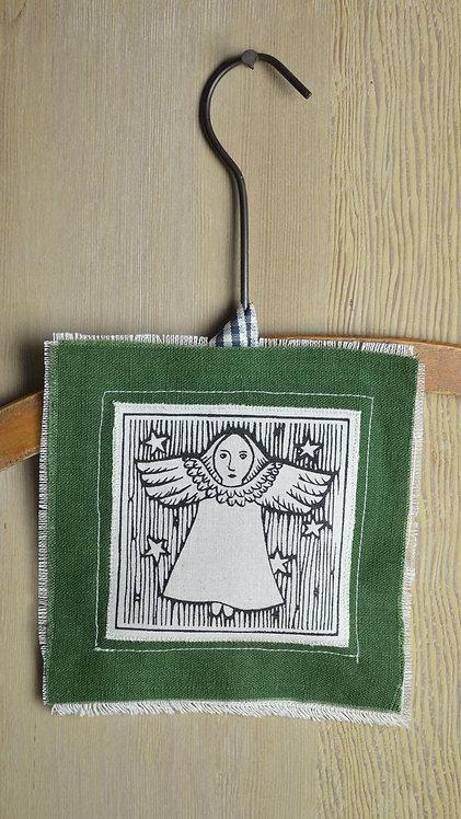 Jill Pargeter - Christmas linen keepsake
