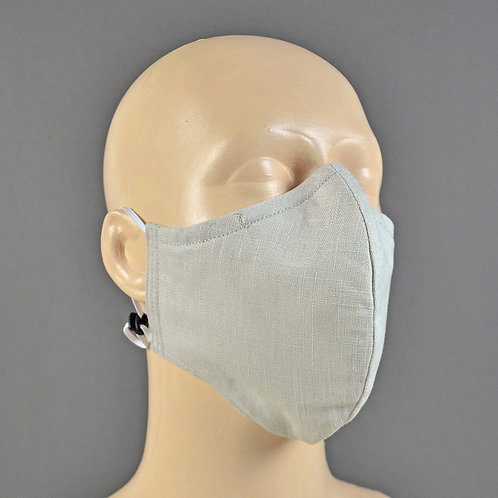 Jill Pargeter - natural linen face masks