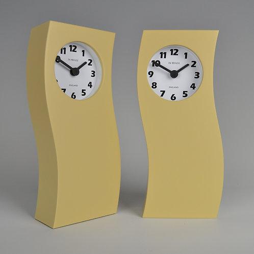 Inhouseclocks - handmade contemporary mantel clock