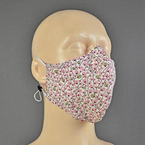handmade fashion face masks UK