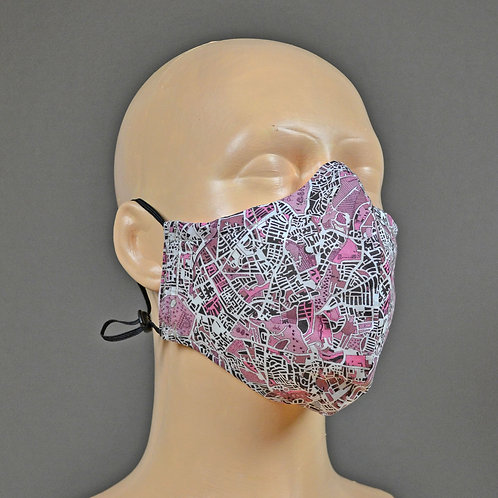 liberty fabric face masks handmade by jill pargeter